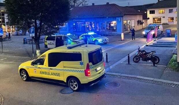 Датчанин расстрелял людей из лука в норвежском Кунгсберге