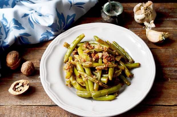 Малахто: традиционное блюдо аджарской кухни из зелёной фасоли. Непередаваемо вкусно