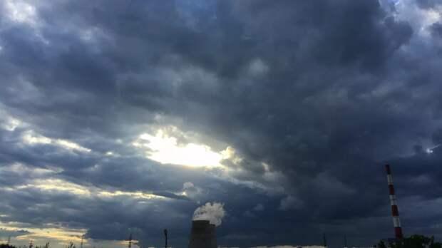 Циклон принесёт в Приморье похолодание и штормовой ветер