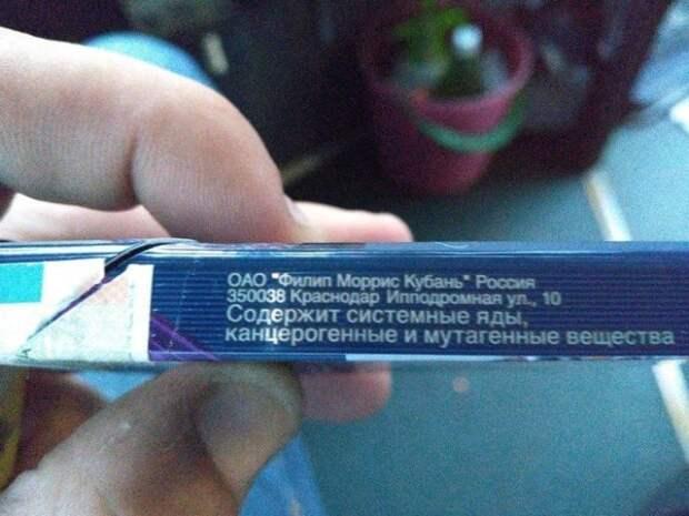 Эта подборка удивит даже самых заядлых курильщиков