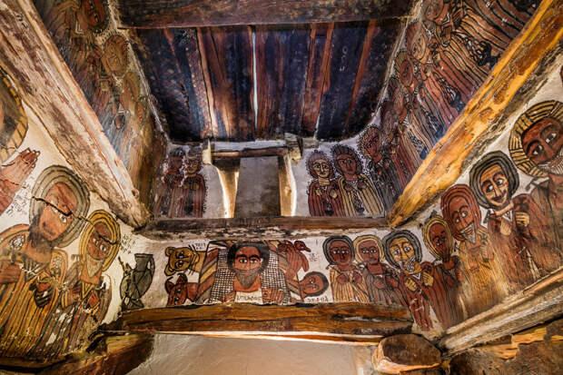 Древние церкви Эфиопии 10