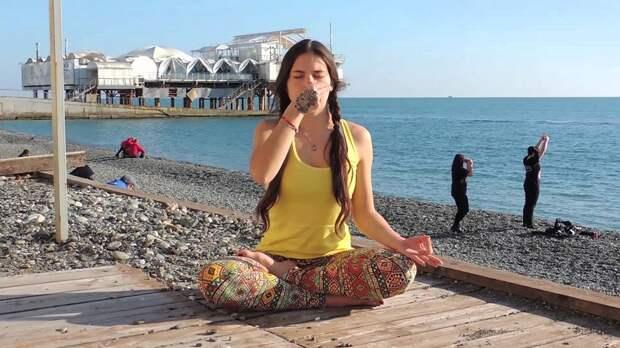 йога для укрепления памяти
