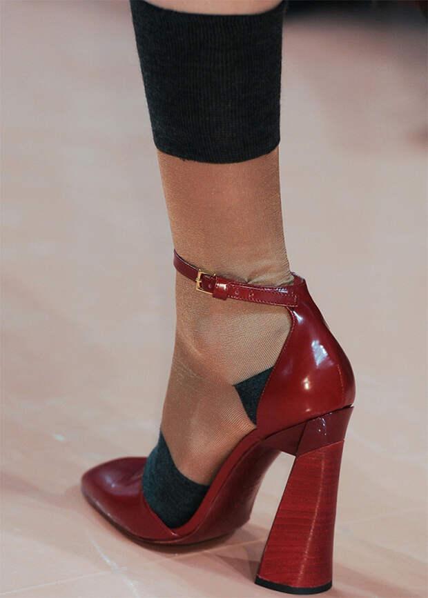 Женские туфли Marni
