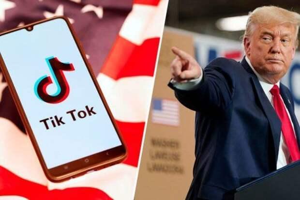 Дональд Трамп отказался продлевать сроки по продаже TikTok