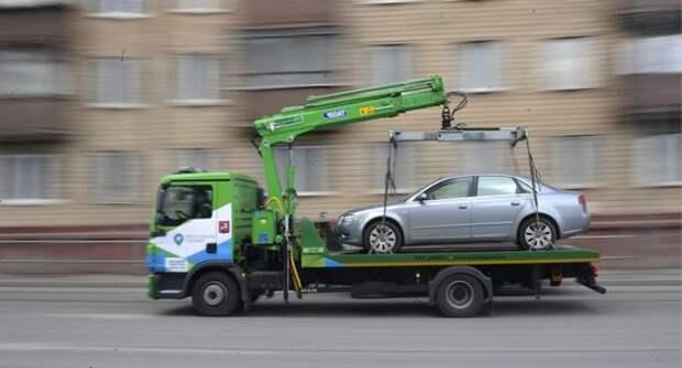 Вышел к машине, а ее нет. Что делать?