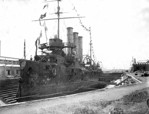 """Крейсер """"Варяг"""". Бой у Чемульпо 27 января 1904 года. Ч. 14,15"""