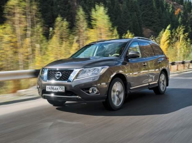 Новый Nissan Pathfinder: модный приговор