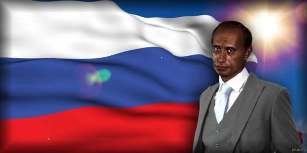 Путин аннексировал Африку
