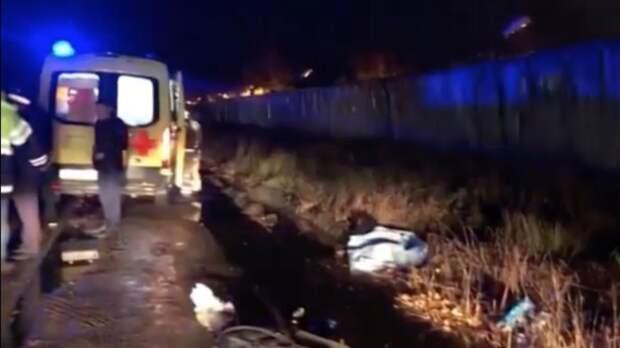 Один человек погиб в массовом ДТП в Казани