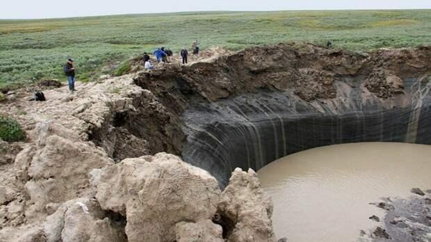 Раскрыта загадка кругов на Байкале