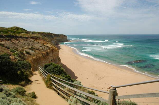 Австралия. Великая Океанская Дорога