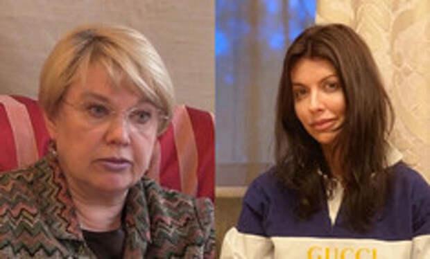 Шантаж, угрозы, вымогательство: мать Аршавина назвала Казьмину аферисткой
