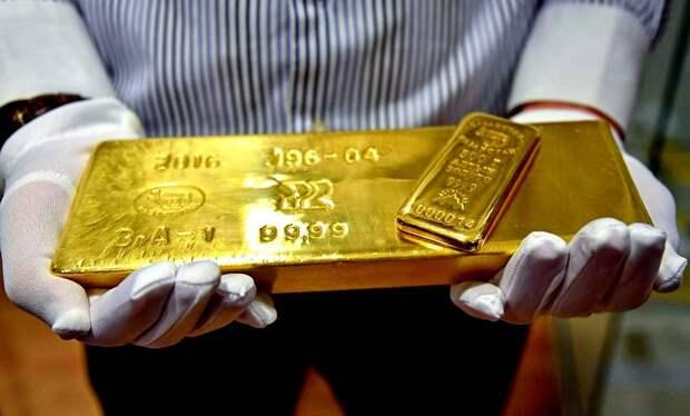 Дедолларизация в действии. США остались без золота
