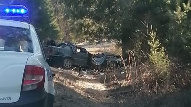 Один человек погиб, трое госпитализированы в результате ДТП в Прикамье