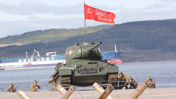 Американцы восхитились советским танком Т-34