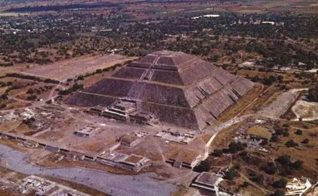 Как выглядят китайские пирамиды, и почему их тщательно скрывают