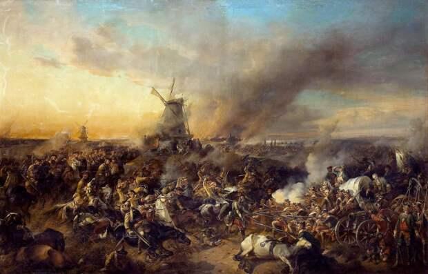 Цорндорфское сражение
