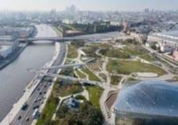 Парк «Зарядье» вошел в топ-100 лучших мест мира
