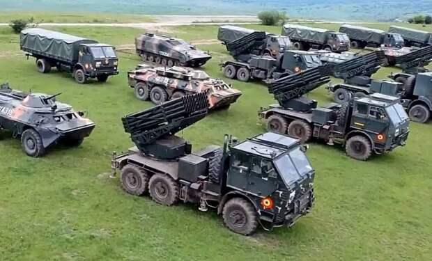 Румыния превращается в «могучий форпост» НАТО против России