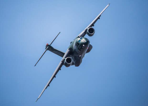 Бразильцы приступили к финальной сертификации своего самого тяжелого самолета