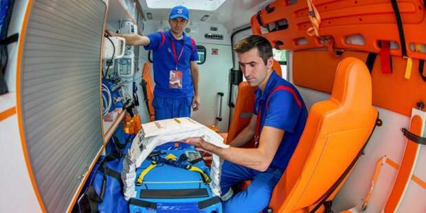 В «Сокольниках» состоится фестиваль московской скорой помощи. Фото: mos.ru