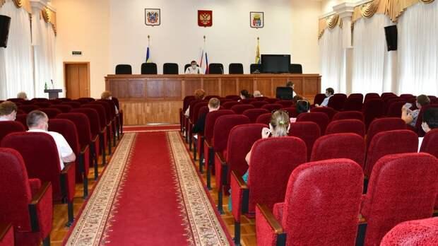 Имя главы Аксайского района вместо уволенного Борзенко назовут 13августа