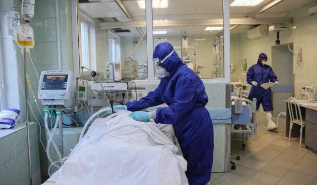 Новый рекорд: коронавирус в России сразил более 21 тысячи человек