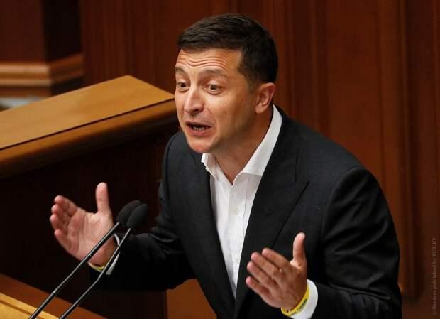 Попали в «газовый котёл»: Зеленский пытается остановить тарифный бунт на Украине (ФОТО)