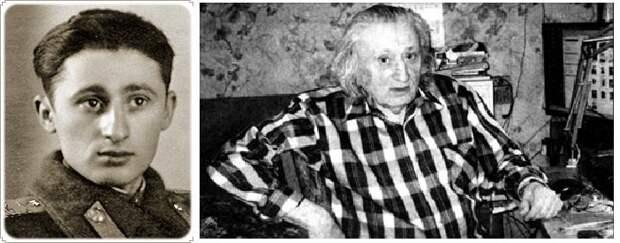 Григорий Иванович Гельфенштейн Великая Отечественная Война, ленинград, подвиг