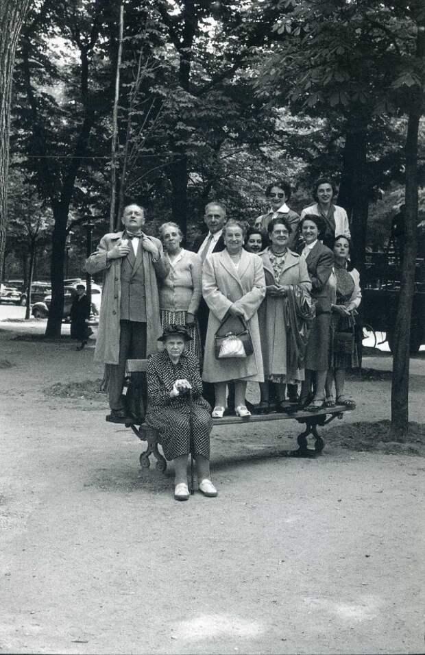 Ироничные снимки Эллиотта Эрвитта