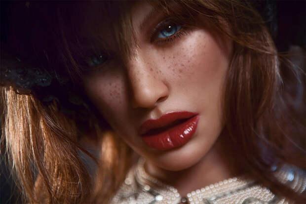 Секс-куклы в фотопроекте Стейси Ли «Средние американцы» 26