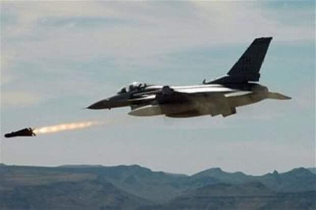 Израиль нанес авиаудар по Сирии!?