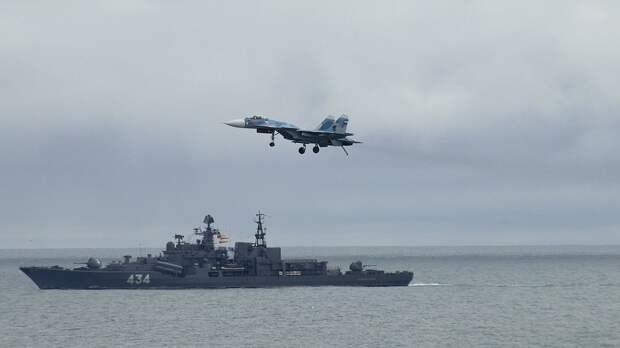 Амбиции России в Арктике, Черном и Средиземном морях пугают американского адмирала