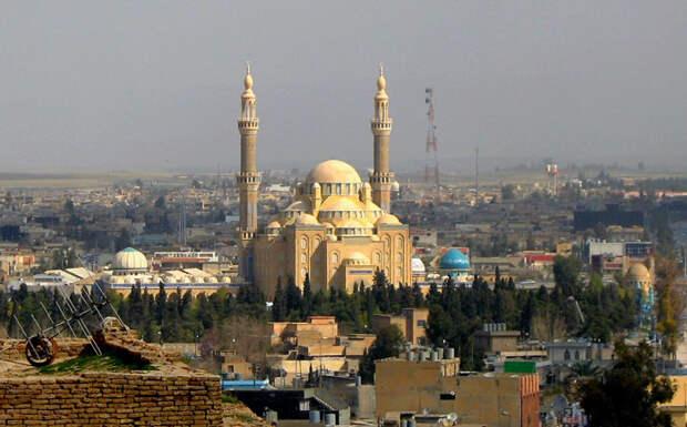 Эрбиль, Ирак