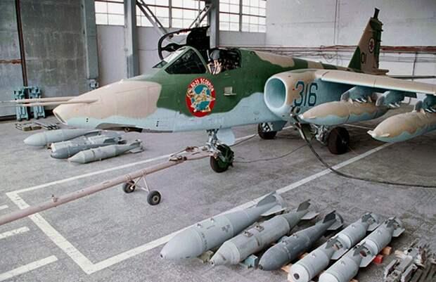 В Грузии объявлено о «восстановлении производства боевой авиации»
