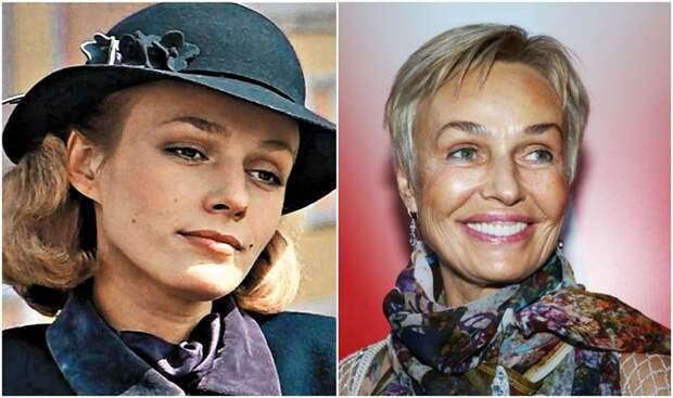 Как выглядят сегодня актрисы, которые были «звёздами» в годы перестройки