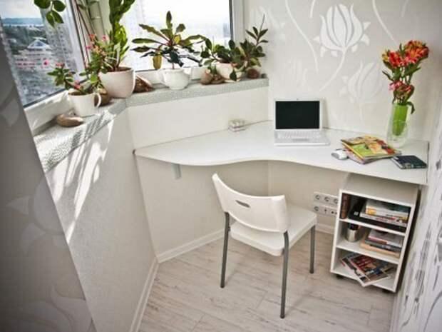 20+ больших идей для маленького балкона Фабрика идей, балкон, дизайн, идеи, маленький, экономия пространства