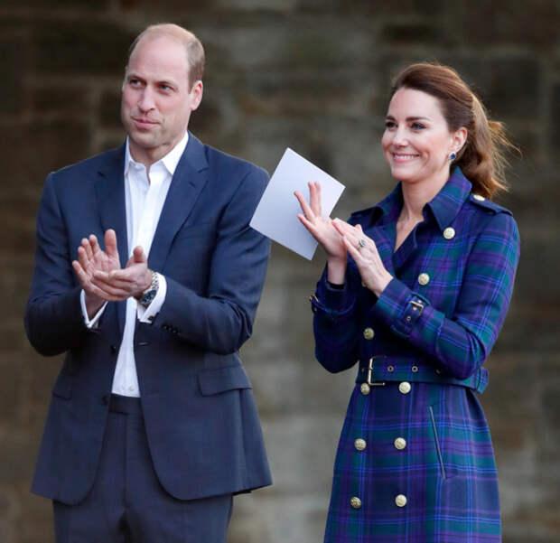 Перемирие? Кейт Миддлтон и принц Уильям готовы встретиться с Меган Маркл в Америке