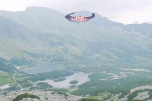 нло, инопланетянин, объект, Хорватия