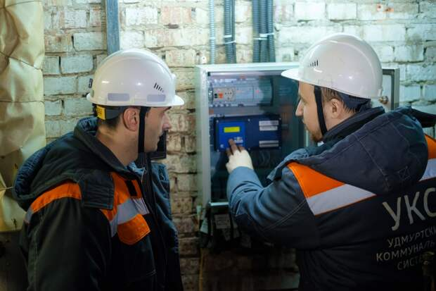 Энергетики заменили устаревшее оборудование на самом крупном ЦТП Ижевска