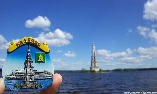 Русская провинция. Калязин (23 фото)