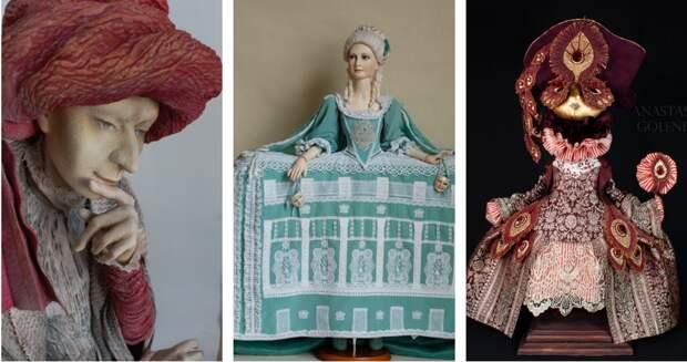 В музейно-выставочном центре «Тушино» откроется выставка кукол