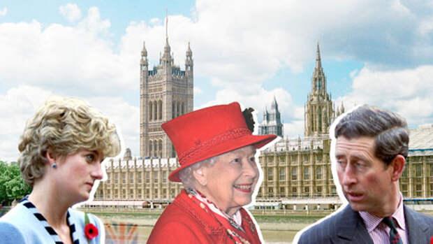 Британская королевская семья: частная жизнь на виду