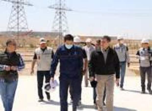 Строительная готовность комплекса по производству синтетического жидкого топлива в Узбекистане превысила 90%