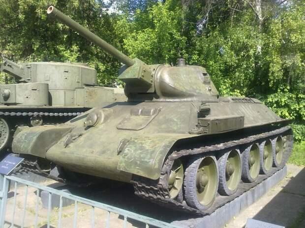 Т-34 автомобили, вертолёты, самое массовое, самое-самое, самолёты, техника