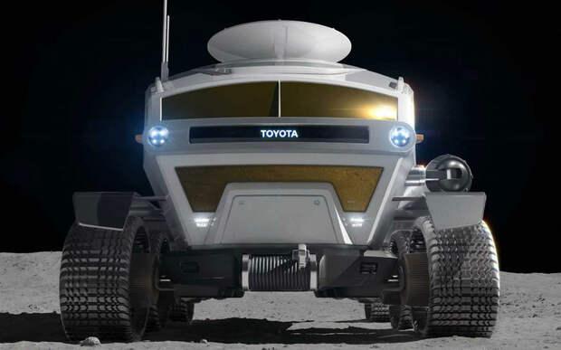 Луна станет местом для автогонок