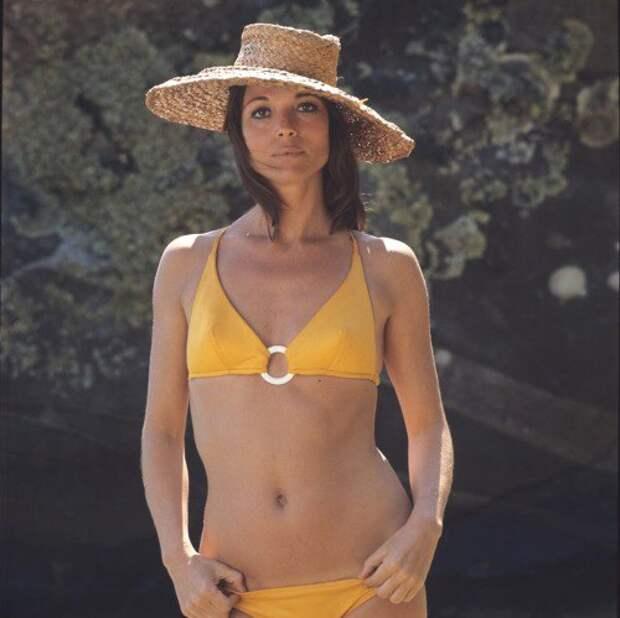Итальянская актриса Эльза Мартинелли