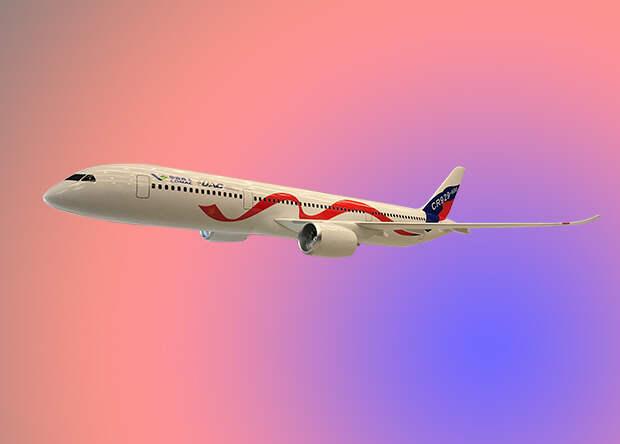 Началась разработка российско-китайского широкофюзеляжного самолета