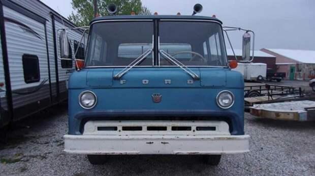 """Роскошный """"дом на колесах"""" 1970 года выпуска ford, авто, автомир, дом на колесах, кемпер, найдено на ebay, олдтаймер, ретро техника"""