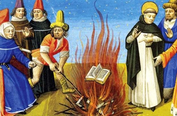 Г.Сидоров: европейская историческая наука приняла форму сатанинской.